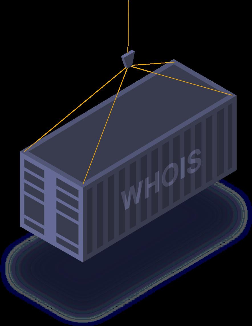 Bulk WHOIS API